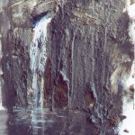 01.Vízesés, 1997,46x31cm