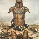 31.Resurectio, olaj, vászon, 200x120cm, 2005