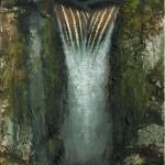 48.Vízesés, olaj, vászon, 2013
