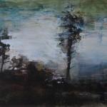 8.Hajnal,2014,akril,vászon,20x25cm