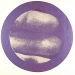 Baranyai András  Részletek egy kézből I 1969 színes litográfia 42,5cm