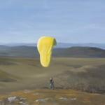 Repülj! 2012, 120x150cm, olaj, vászon