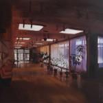 Művház aula 110x150cm
